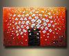 Картина маслом цветка/флористическое искусствоо холстины (FL1-052)
