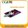 entraînement par la carte de crédit de crayon lecteur de carte de visite professionnelle de visite du lecteur flash USB 8GB (EC002)
