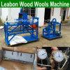 Lãs de madeira do laço de madeira longo e ligeiro que fazem a máquina