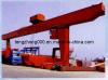 grue à portique intérieur extérieur de la capacité de poids de levage 10t