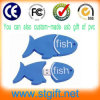 PVC del USB personalizzato 2GB Fish Shape di memoria Flash del USB