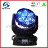Hohe Leistung 108X3w RGBW LED Wash Moving Head