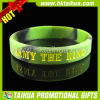 Bracelet de silicones de camouflage de mode pour l'introduction des affaires (TH-band046)