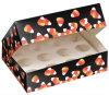 La caja fuerte recicla el rectángulo de regalo de papel de la magdalena (GB-028)