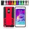 iPhoneのためのロケットPC+TPU Case 6 6 Plus