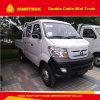 최신 판매 Sinotruk 4X2 두 배 오두막 5 시트 소형 트럭