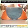 Располагаться лагерем игры малышей детей празднества напольный хлопает вверх шатер