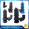 Le LC reçoivent la pompe aspirante encrassée submersible de l'eau de pompe à eau d'égout