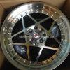 15/17inch Alloy Wheel voor Hre