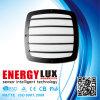 E-L02un cuerpo de fundición de aluminio de la pared exterior Lámpara de jardín