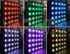 Fundo de palco profissional 25PCS LED Effect Matrix Light