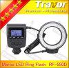 Макрос Вспышка RF-550d для Canon и Nikon/Olympus/цифровых зеркальных камер Panasonic