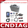 In het groot Fortoyota It2 V2014.6 Intelligente Tester2 met Suzuki