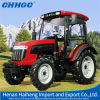Tractor agrícola vendedor caliente de la energía de caballo 4WD 50