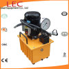 2.2kw Single Acting Electric Oil Pump Used per Lifting Martinetto idraulico