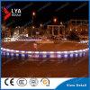 SGS 증명서는 플라스틱 LED 가벼운 커브를 착색한다