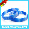 Deboss Camouflage Silicone Bracelet Wristband per Fundraising Event (TH-08692)