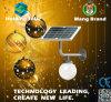 Indicatore luminoso di luna alimentato solare Integrated della via del LED con controllo intelligente