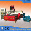 Pneumatic Tool Changing Multi-Process CNC Wood Router with Three Spindles (MA1325TP)
