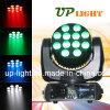 12 * 10W CREE LED Mini intelligent Poutre