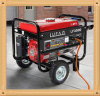 6000W Low Noise Small Home Use LPG y Gasoline Generator