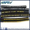 1. China industrieller hydraulischer Gummihochdruckschlauch SAE100r1a/DIN en-853