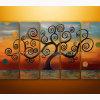 Pittura a olio moderna di Landscape per il salone (KLLA5-0056)
