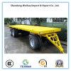 40FT Flachbett-Behälter-voller Schlussteil, Traktor-Schlussteil mit Zugpendel