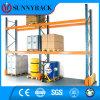 Prateleira do armazenamento do metal/cremalheira resistente da pálete