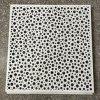 Akustisches Aluminium-perforierte Decke
