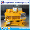 Machine de fabrication de brique concrète de ponte d'oeufs Wt6-30 avec le bon prix