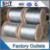 De Oppoetsende Draad van het roestvrij staal van 6.00mm tot 0.5mm (CZ-W68)