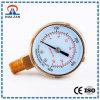 Vender al por mayor a todo el profesional material del calibrador de presión del acero inoxidable