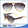 Gafas de sol unisex del nuevo de la manera diseñador de la PC con insignia de encargo