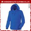 Верхний продавая пуловер Hoodies высокого качества выполненный на заказ голубой (ELTHI-21)