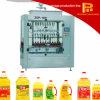 Imbottigliatrice automatica dell'olio di girasole