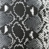 Het super Zachte Slang In reliëf gemaakte Leer van Pu voor Handtassen (K638)