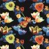 Tessuto chiffon di stampa di Digitahi del tessuto del merletto di nuovo disegno (TLD-0083)
