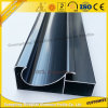 Maneta de aluminio de aluminio de la cocina de las cabinas de cocina del surtidor de China