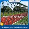 Проволочная изгородь загородки провода PVC Coated сплетенная/зеленая ячеистая сеть