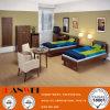 Popular Muebles de madera del dormitorio del hotel de muebles