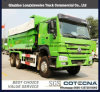 Sinotruk HOWO 6X4 15-20 M3 수용량 덤프 트럭 쓰레기꾼 트럭