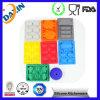 Dienblad van het Ijsblokje van het Silicone van BPA het Vrije Star Wars, de Vorm van het Ijsblokje van het Silicone van de Rang van het Voedsel