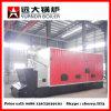 産業10ton 10 Ton 10t/H Biomass Wood Pellet Boiler