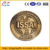 La ISSA de encargo Metal la moneda de prueba del desafío