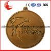 Тип народного искусства и метод отливки конструируют ваше собственное медаль