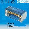 Цена терминального блока малого проводника UL размера 160A безопасного пластичного латунного электронное (UK412)