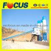 Planta de tratamento por lotes concreta inteiramente automática Hzs90 do transporte de correia