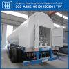 Tanker des kälteerzeugende Flüssigkeit-Speicher-halb Schlussteil-Tanker-Lco2