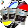Piel de calidad superior Jinwei Efecto rojo metálico pintura de aerosol